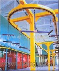 悬挂输送线悬链输送机