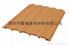 深圳踏普150×10防腐木装饰板