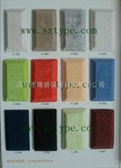 香港聚酯纤维吸音板