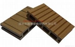 深圳踏普生态木140×25户外地板