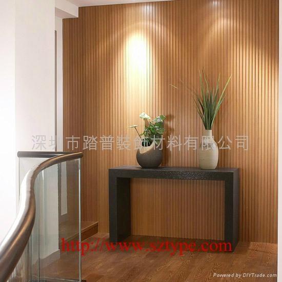 深圳踏普防腐木150×10长城装饰板 1