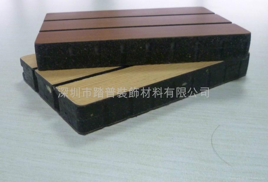 深圳踏普不燃A级防火陶铝吸音板 2