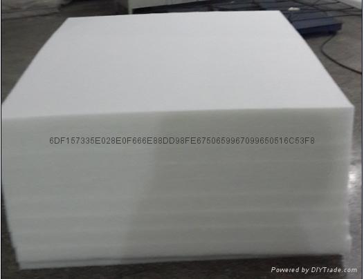 深圳踏普聚酯纤维硬质阻燃吸音棉 3