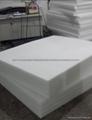 深圳踏普聚酯纤维硬质阻燃吸音棉 4