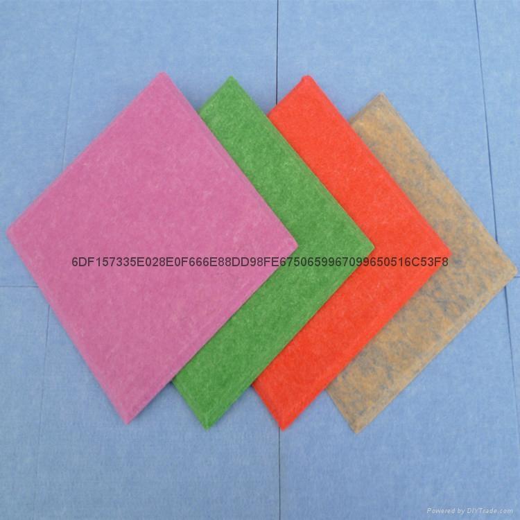 深圳踏普聚酯纤维隔音板 2