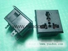 卡式/萬用/機櫃插座/桌面插座/UPS/PDU/  卡式插座