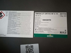 SWISSCUT ORTHO NF-X適於所有材料的高性能切削油