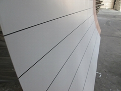 Good Quality E1/E2 Grooved Plywood