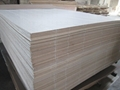 Slotted grooved plywood for furniture and decoration AAA grade