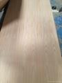 Natural Red Oak Veneer  Plywood