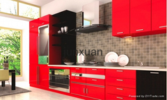 UV Kitchen Cabinets Design