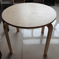 Bent Plywood Chairs/Table 3