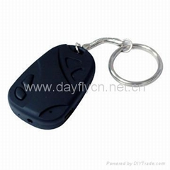 30FPS SPY Hidden Car Key Micro Camera DVR 720*480