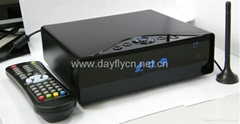 "Set Top box+ HD DVB-T 3.5""SATA 1080P HD Media Player Recorder"