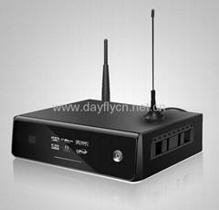 "Dual tuner HD DVB-T 3.5""Full HD 1080P Media Player Recorder,AV IN,wifi/network"