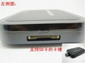 全高清播放器Mini Full HD 1080P Media Player(AV,HDMI,VGA,USB,SD)DTS 2