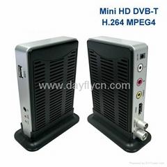 the cheapest MiNi HD DVB-T Digital Terrestrial Receiver PVR,1080p Media player