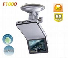 1080P 高清行车记录仪2.