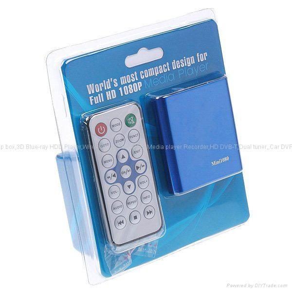 家用车载全高清1080P播放器dts,wav,flac,RM,MKV,SD插卡 1