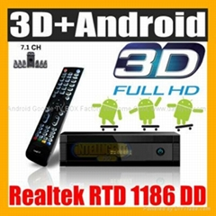 Android OS,3D Blue-ray 1