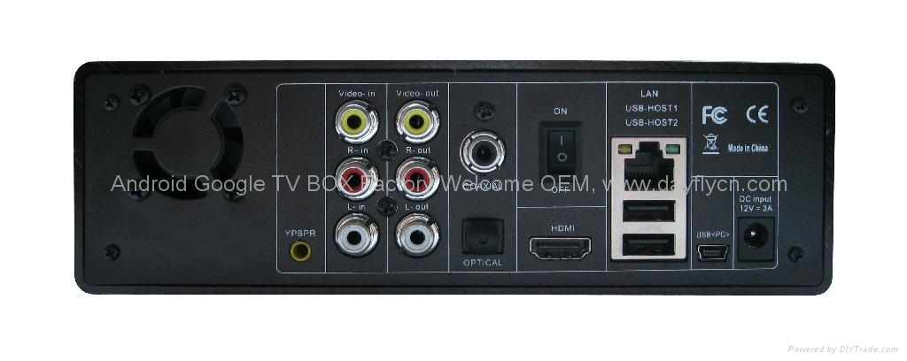 "3.5""SATA数字硬盘录像机+高清网络媒体播放机HDMI 3"