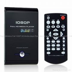 """Portable 2.5""""1080P HDD Multimedia Player Full HD MKV/H.264/DIVX/DTS-SD/USB"""