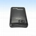 """家用车载2.5""""SATA 1080P全高清硬盘播放器DTS  3"""