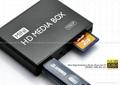 全高清播放器Mini Full HD 1080P Media Player(AV,HDMI,USB,SD) 2