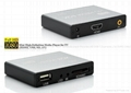 全高清播放器Mini Full HD 1080P Media Player(AV,HDMI,USB,SD) 3