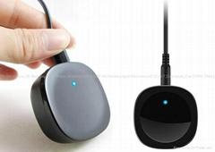 無線藍牙音樂接收器 音響 含音頻線2根iphone,ipad,支持帶藍牙手機