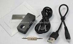 Wireless Car/ Home Bluetooth Audio/Music