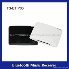 30pin Bluetooth Receiver Adapter for iPod/iPhone Docking Speaker Hifi