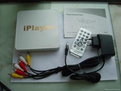 iplayer多媒體SD/MMC USB HOST讀卡播放器