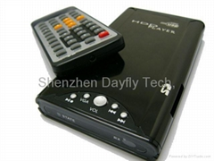 "2.5""Portable DIVX HDD Player SATA+OTG+SD/MMC Cardreader Factory"