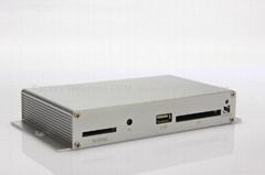 1080P全高清媒体播放器CF单机广告机hdmi VGA