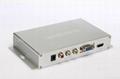 1080P全高清媒体播放器CF单机广告机hdmi VGA 4