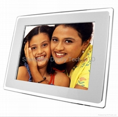 12.1' LCD Digital Photo Frame with CF/SD/MMC Card reader just$88