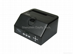 "HDMI Media player for 2.5""/3.5""SATA HDD Docking Station EN391TV-SLH"