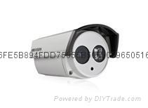 佛山工厂百万高清红外筒型数字摄像机