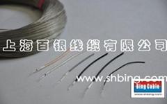 SFF-50-0.4/0.6极细/超细同轴电缆绝缘采用PTFE