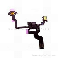 For iPhone 5 5G Power/Sleep Button Proximity Sensor Flex Cable