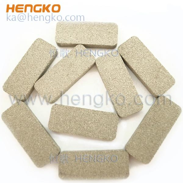 Microns Porous Stainless Steel Sintered Filter Disc Hg