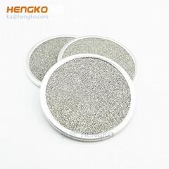 不鏽鋼粉末燒結過濾片