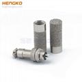stainless steel humidity sensor