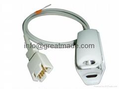 Spo2 Adult finger clip Spo2  sensor