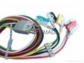 日本光电BR-004P 5 导欧标夹式导联线