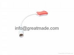 GE CAM14/AM4/AM5 夹式电极转接线