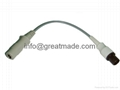 HP/Philips Temperature probe adapter cable