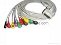 Schiller  EKG Multi-Link Leadwires , Snap
