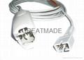 Nellcor Adult finger clip sensor